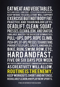 Rules of CF